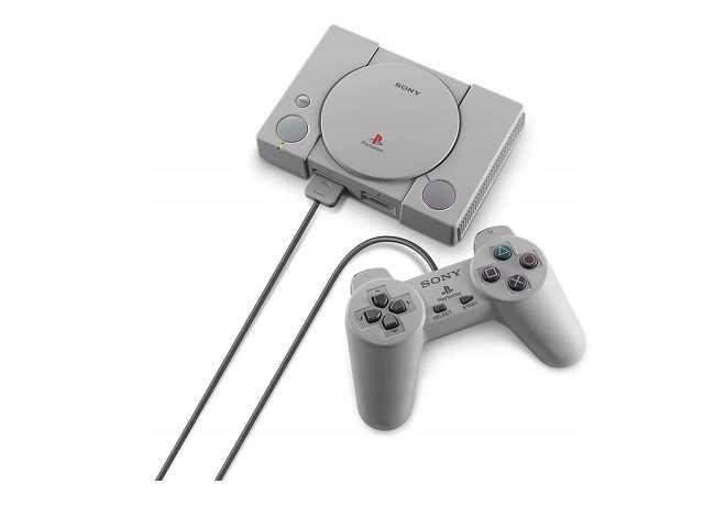 PRZEDSPRZEDAŻ SONY PlayStation Classic 20 GIER