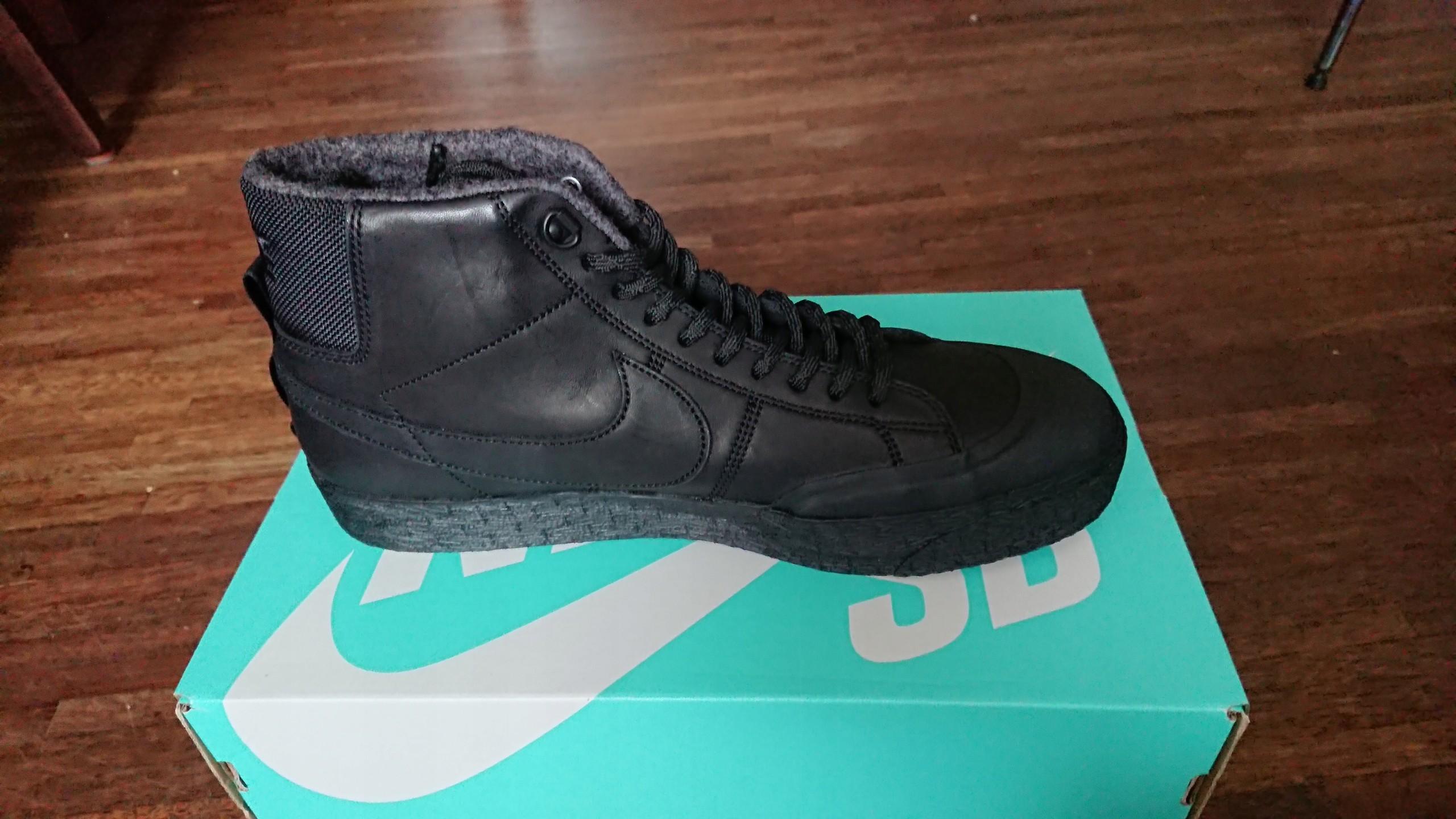 premium selection cf373 22bfc Nike SB Blazer Zoom M XT Bota 44,5