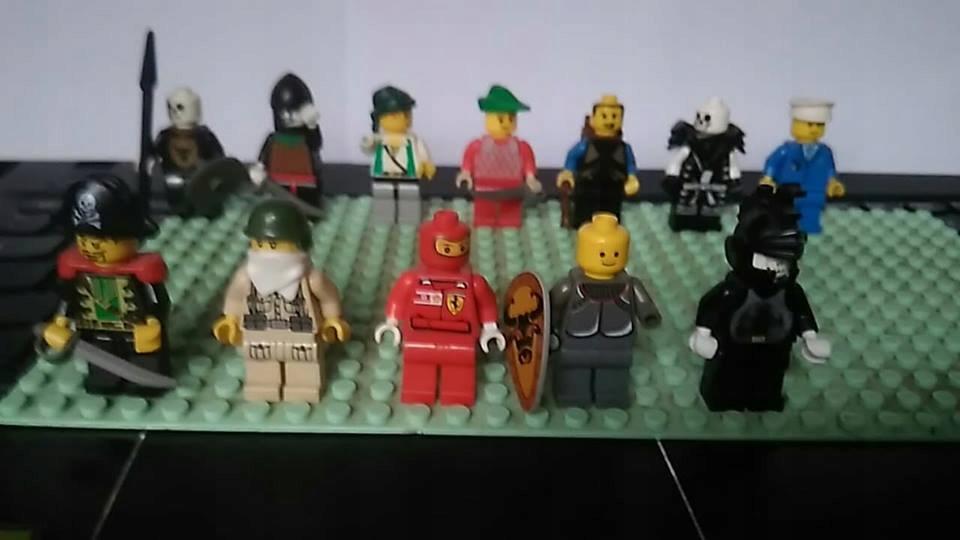 Klocki Legochińskie Ludziki 7475762466 Oficjalne Archiwum Allegro