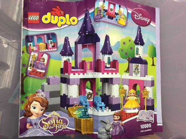 Zestaw Lego Duplo Zosia 7394158558 Oficjalne Archiwum Allegro