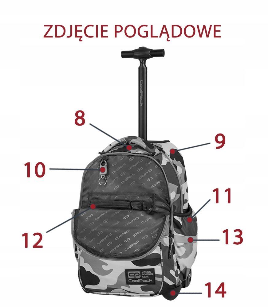 c843821057cd Plecak Coolpack Junior Boho Electra 74254CP nr 782 - 7512921407 ...