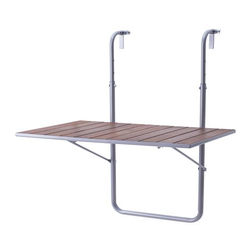 Ikea Arreso Stół Balkonowy Stolik Składany Balkon