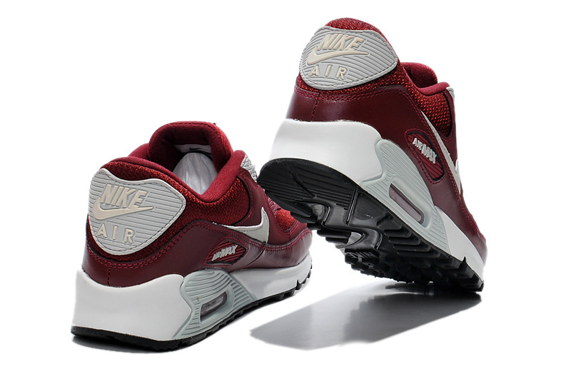 BUTY NIKE AIR MAX 90 ESSENTIAL BORDO R.40 45 7216533121