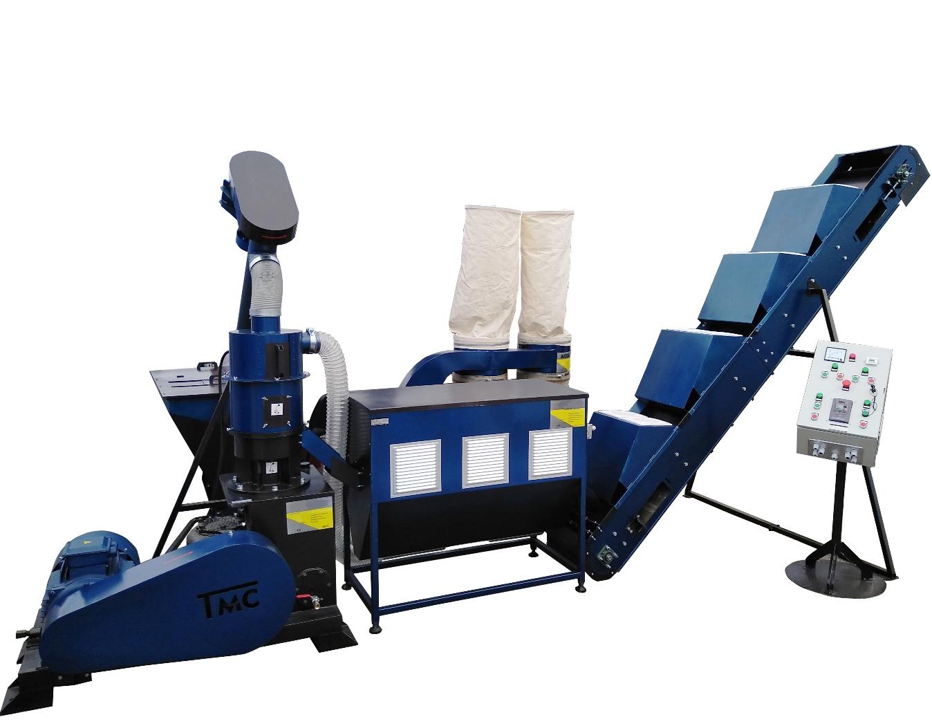 Chwalebne Peleciarka / Linia do produkcji pelletu LDG-3000 - 7368471809 PJ82