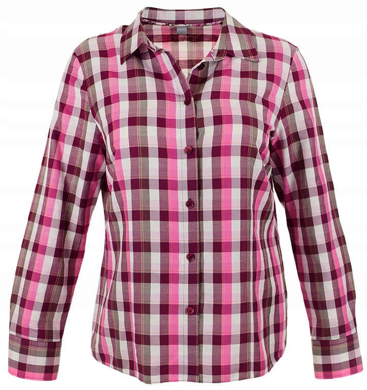 215431a33 eS8899 modna koszula w kratę PLUS SIZE 44 - 7708129071 - oficjalne ...