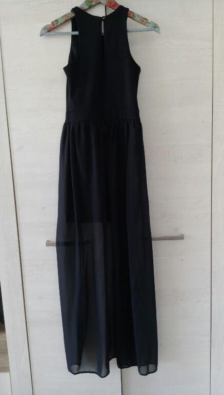 7da74253783834 Sukienka, suknia, czarna, Atmosphere, 34 - 7346350398 - oficjalne ...
