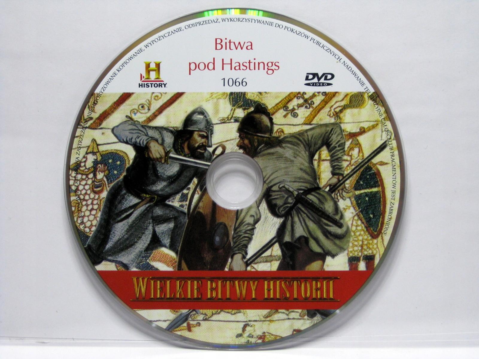 Wielkie bitwy historii - Bitwa pod Hastings