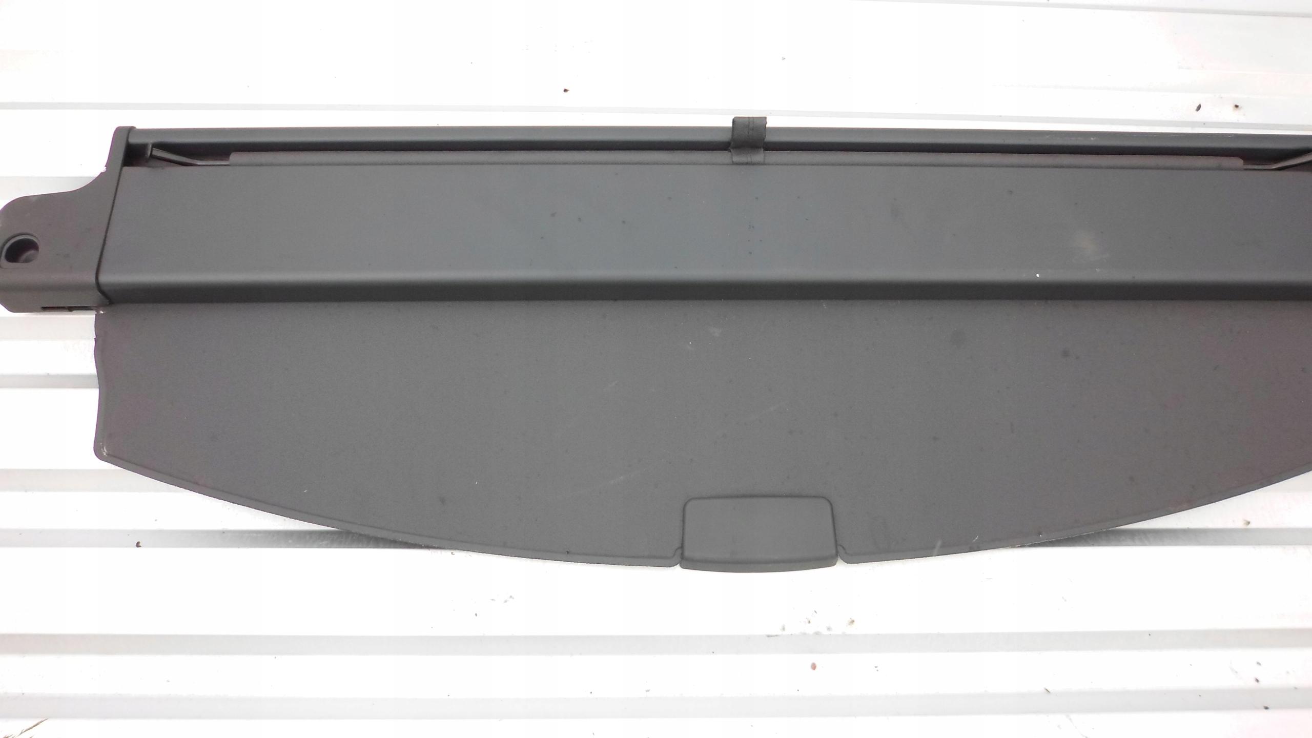 Inne rodzaje TOYOTA AVENSIS T25 03-06 KOMBI ROLETA BAGAŻNIKA - 7456456919 XS61