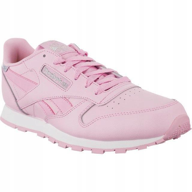Buty damskie buty sportowe adidas różowo srebrne r 35 PL