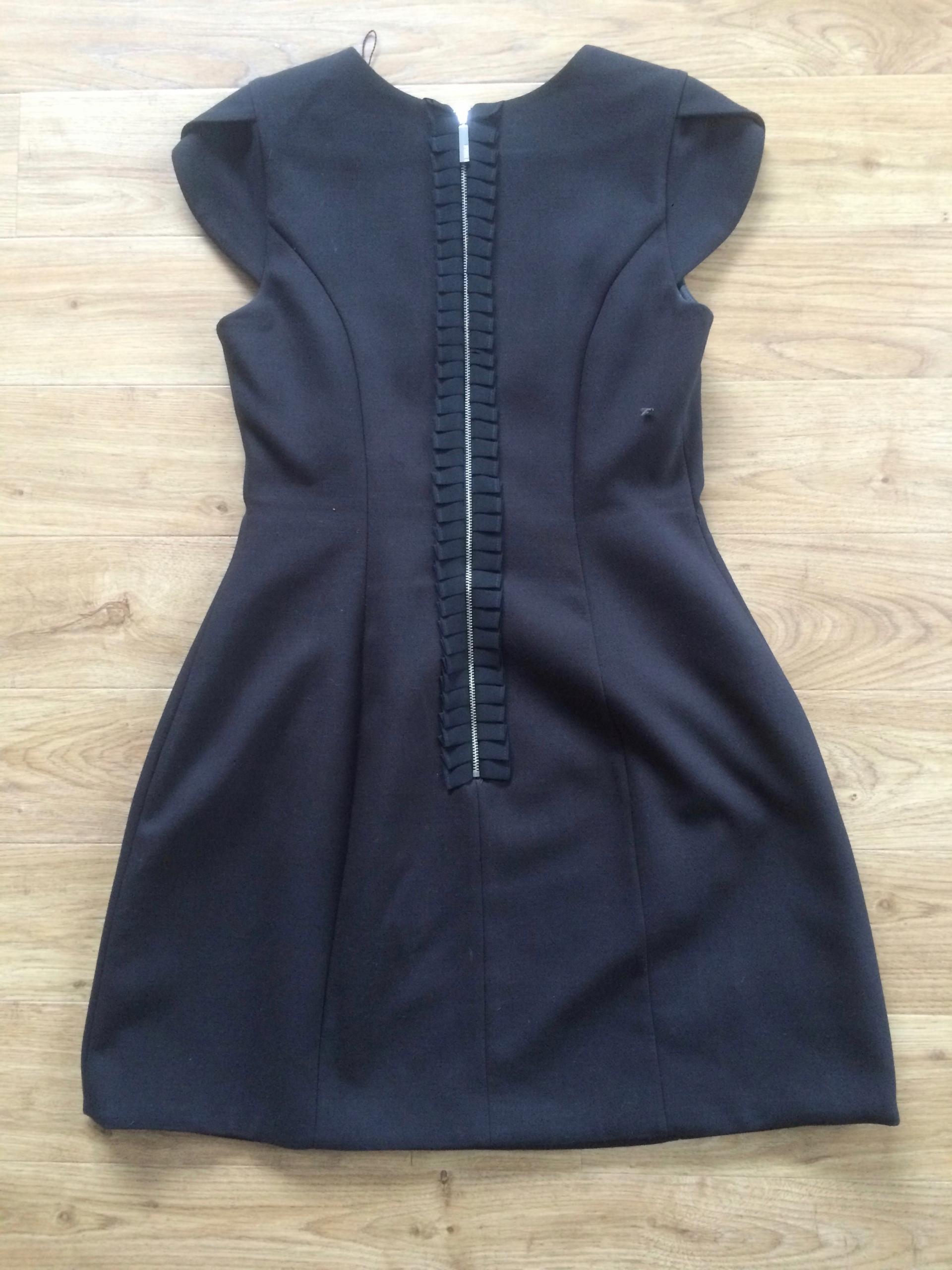 4948ff6361 SIMPLE czarna sukienka BOMBKA rozm. 38 - 7707023922 - oficjalne ...