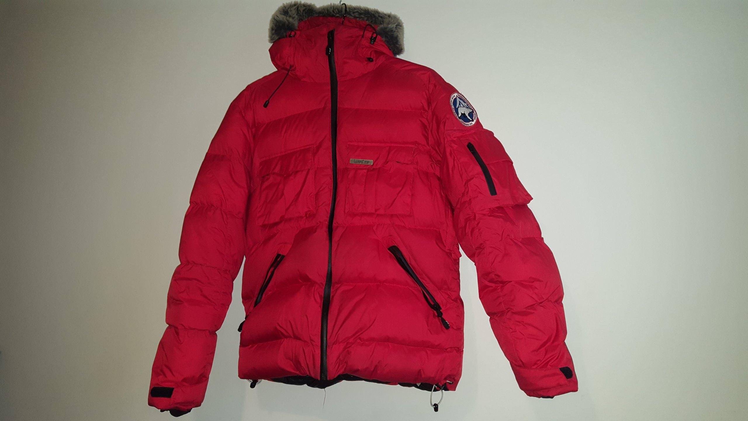 4582f65f29930 Kurtka narciarska, snowboardowa Wedze, puchowa. - 7073924159 ...
