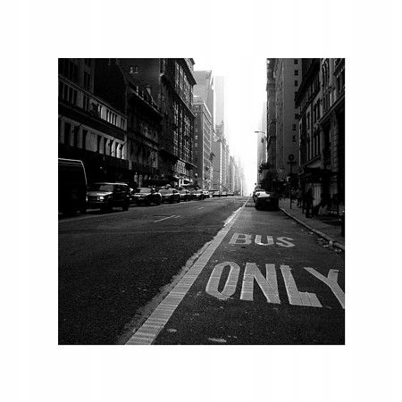 Nowy Jork. New York, only - plakat premium
