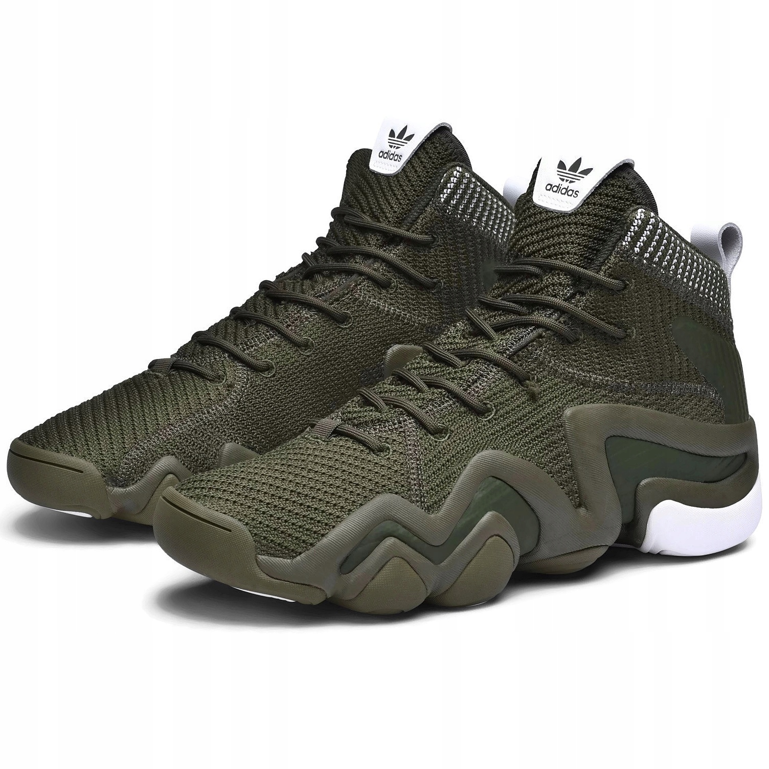more photos d6c03 1cfc9 Adidas CRAZY 8 ADV Prime wYsokie buty Sneakersy 46
