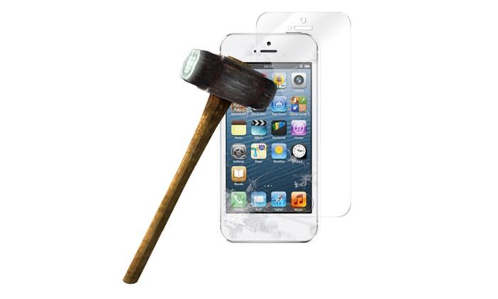 Szkło Hartowane iPhone  S7 Przód LCD 9H