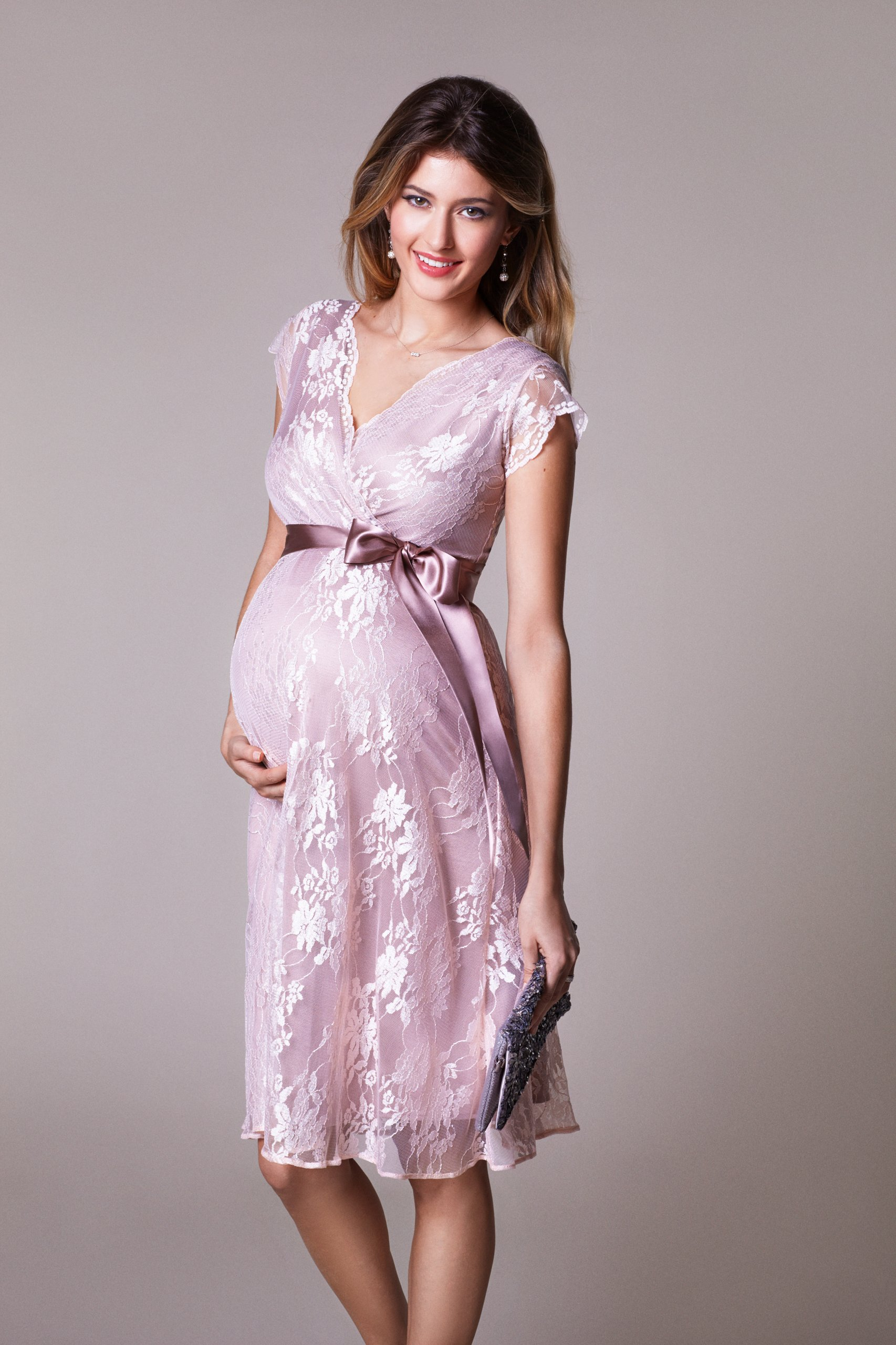 Suknia ślubna Ciążowa Tiffany Rose Nowa Rozm 3 7378806948