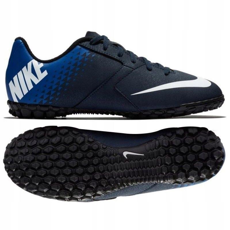 505430d8 Syntetyk Buty Sport Piłka nożna Turfy Nike r.36,5 - 7587225399 ...