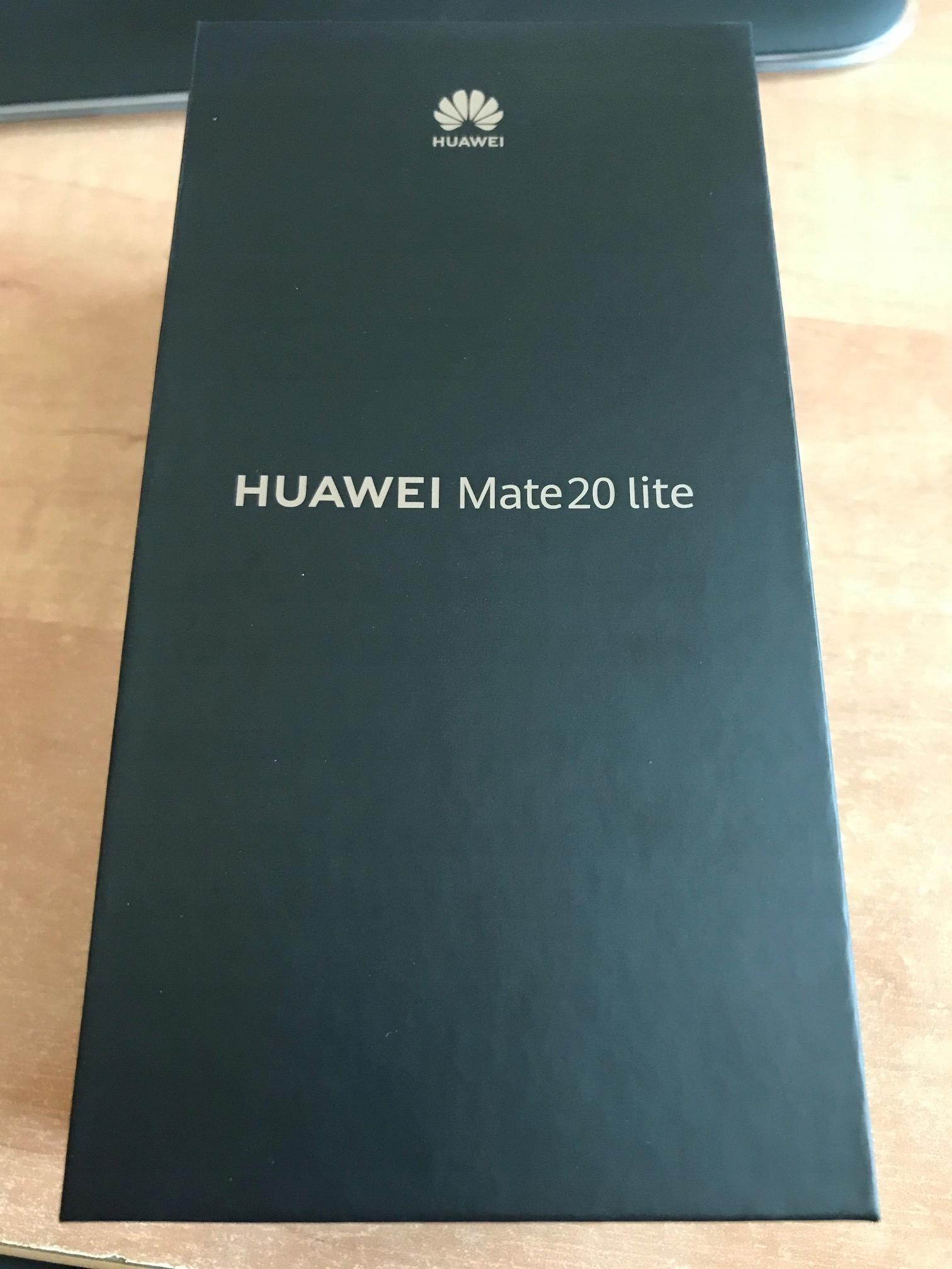 Huawei Mate 20 Lite Black Zaplombowany Bez Simlock
