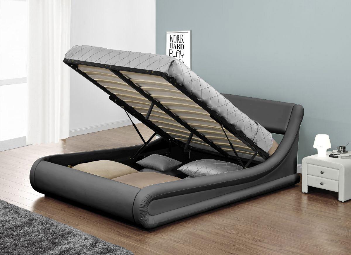 łóżko Tapicerowane Do Sypialni 138 140x200 7167998834 Oficjalne