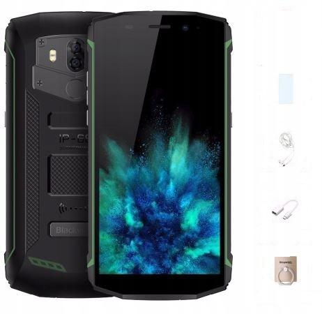 SMARTFON BLACKVIEW BV5800 LTE NFC 5580 mAh 2/16 GB