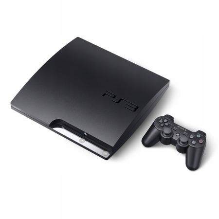 PLAYSTATION 3 320GB ZESTAW GRY PAD