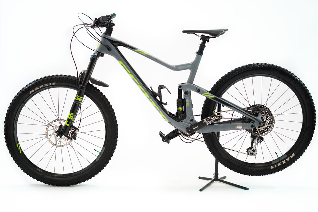 Scott Genius 720 2018 Enduro Trail All Mountain