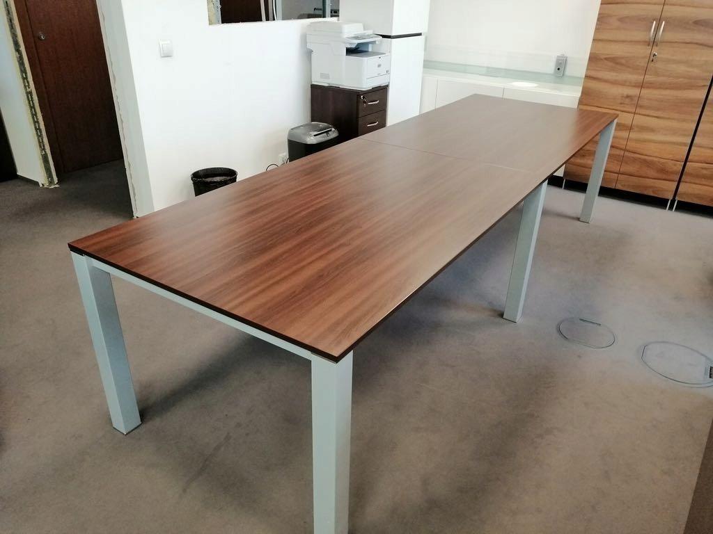 Bardzo dobryFantastyczny Duży stół konferencyjny do biura Absolut Invest - 7712850888 UZ67