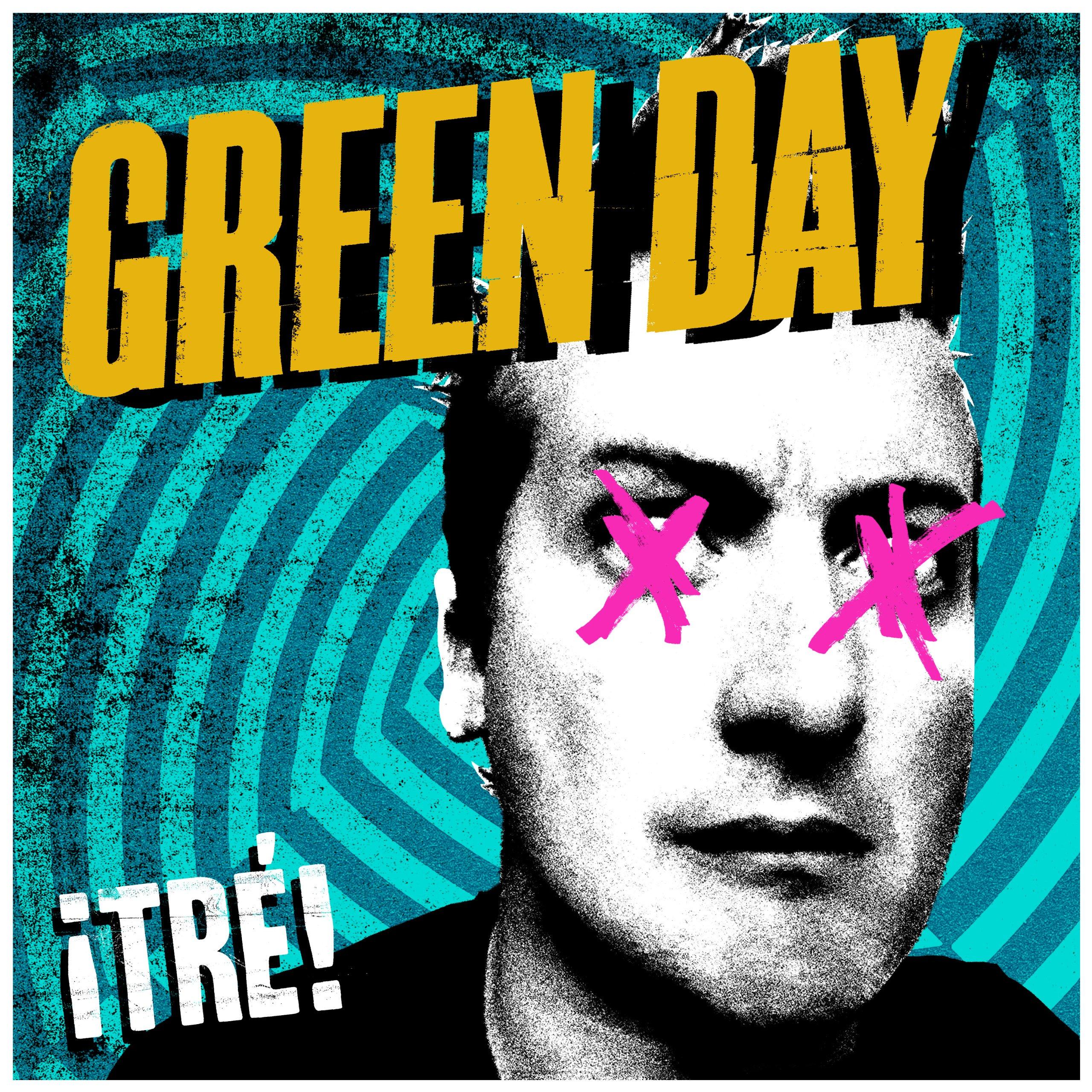 Green Day Tre! Płyta CD