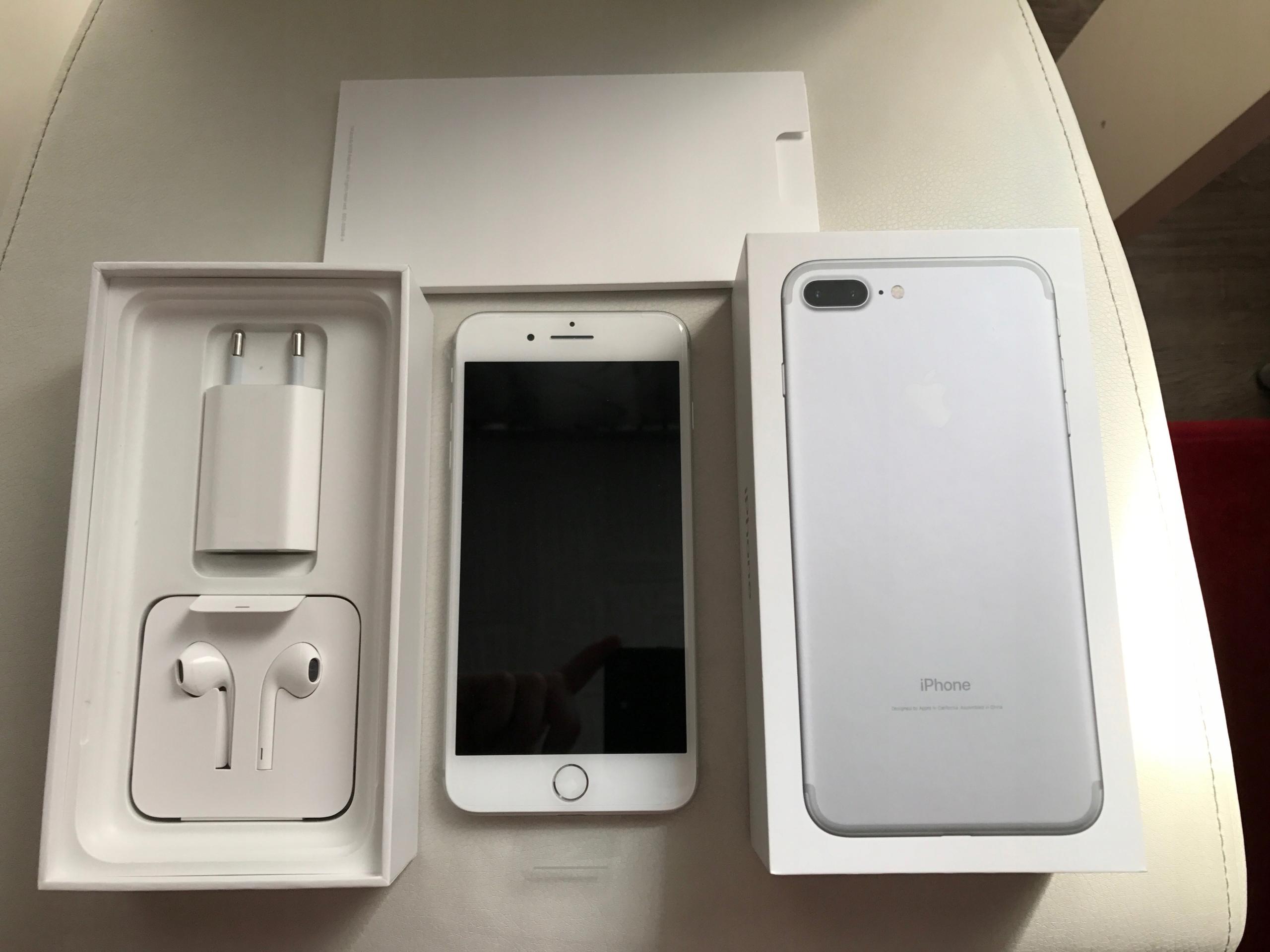 Smartfon apple iPhone 7 128GB, srebrny Fiyat ve zellikleri GittiGidiyorda! Apple iPhone 7 Plus 128GB, zwart - Prijzen