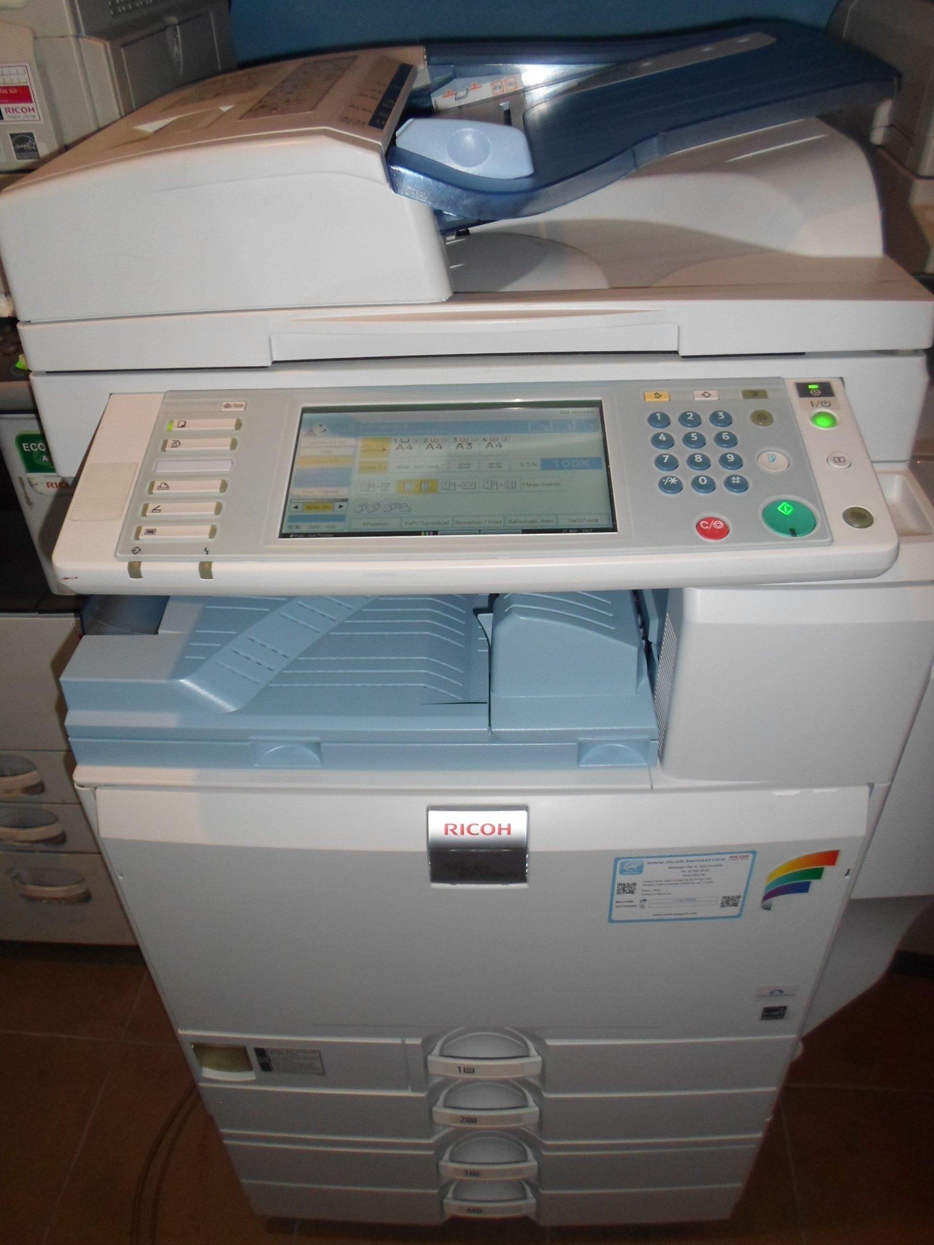 KSERO/ XERO RICOH MPC5000 PRZEBIEG 9 TYS. KOPII