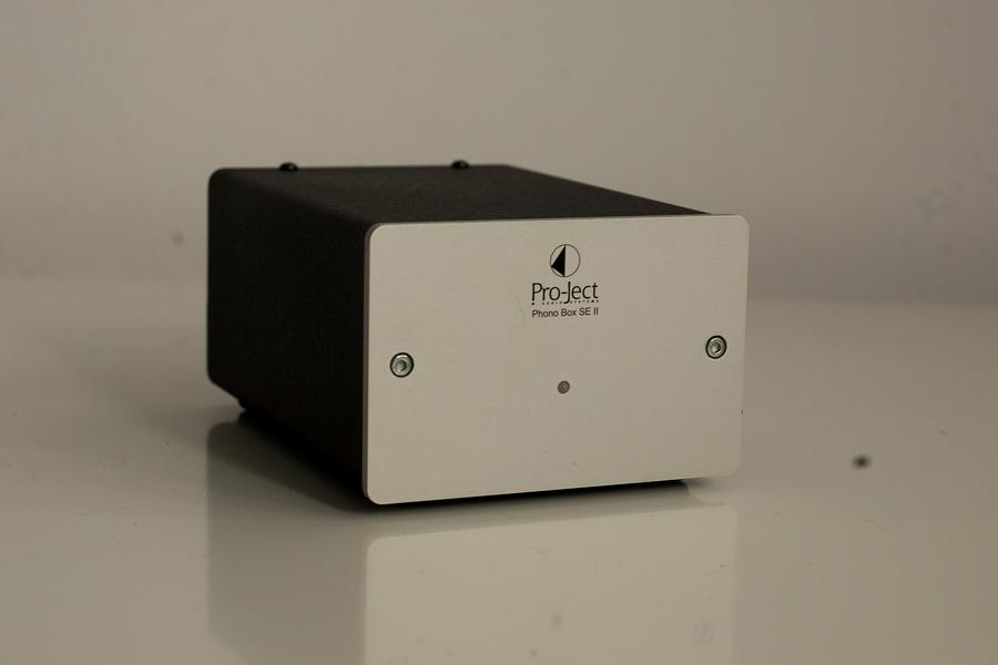 Pro-Ject Phono Box SE II