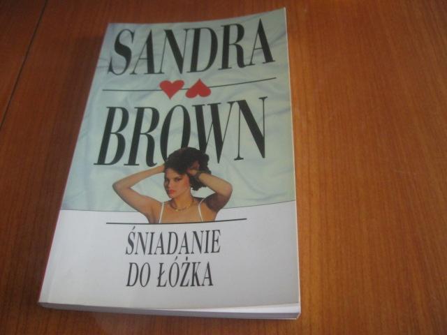 Sandra Brown śniadanie Do łóżka 7075097031 Oficjalne