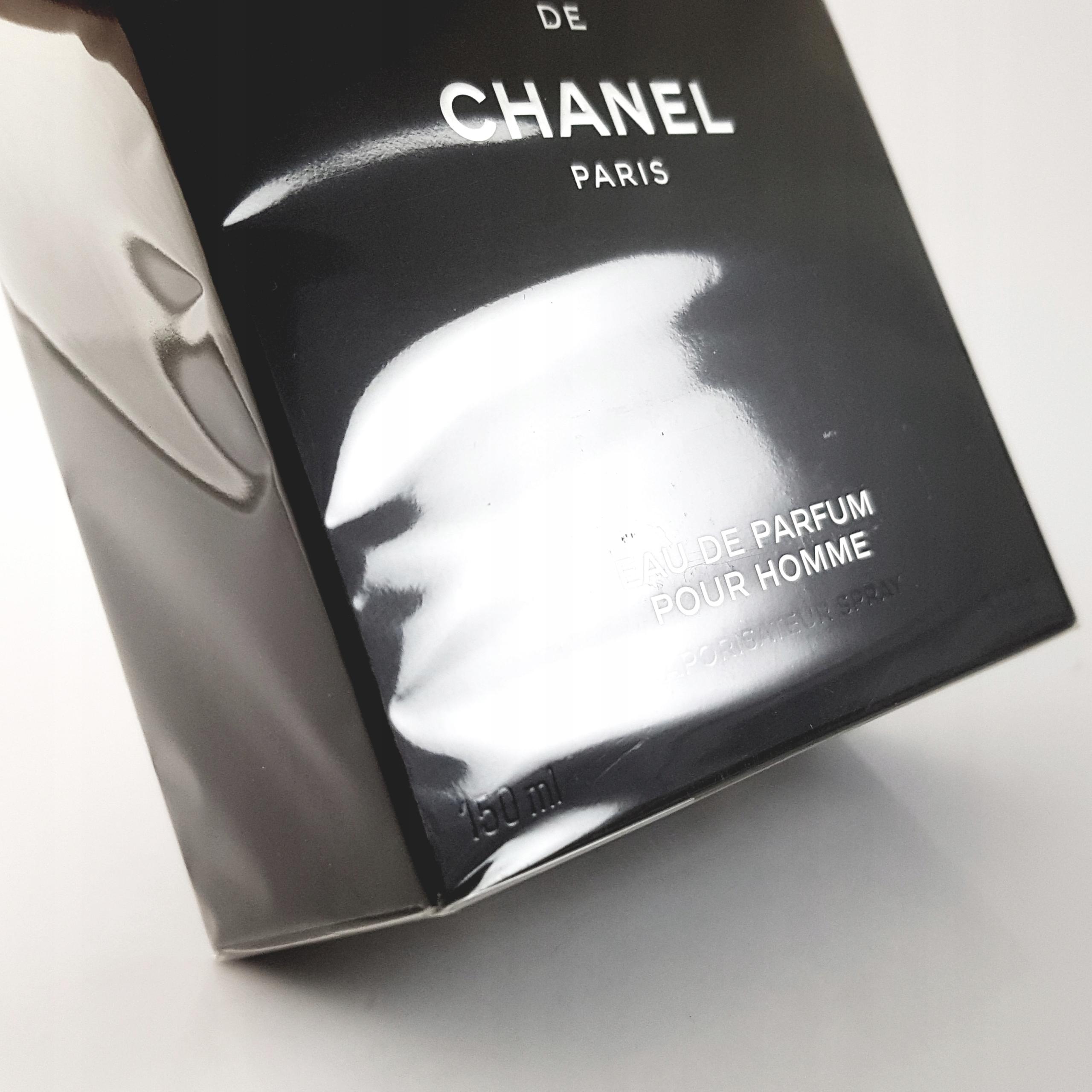 Chanel Bleu De Woda Perfumowana 150ml Folia 7450977492 Men