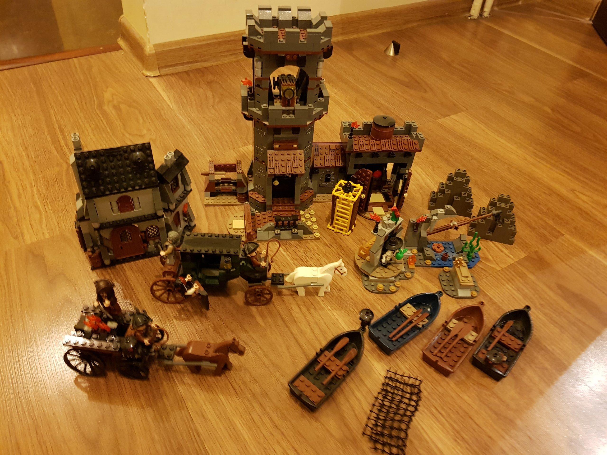 Lego Piraci Z Karaibów Zestawy 418141934194 7376611684