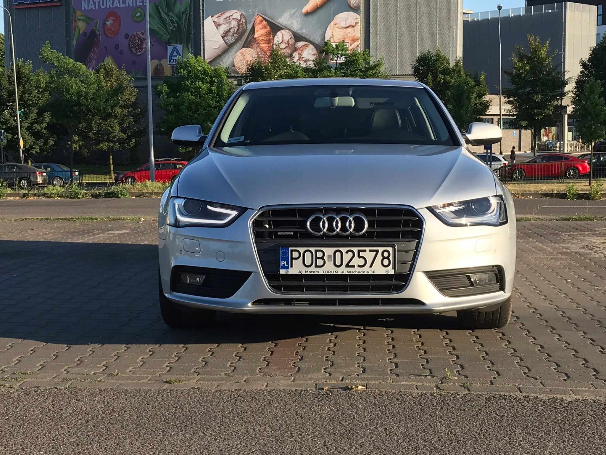Audi A4 B8 20 Tfsi Quattro 7410842097 Oficjalne Archiwum Allegro
