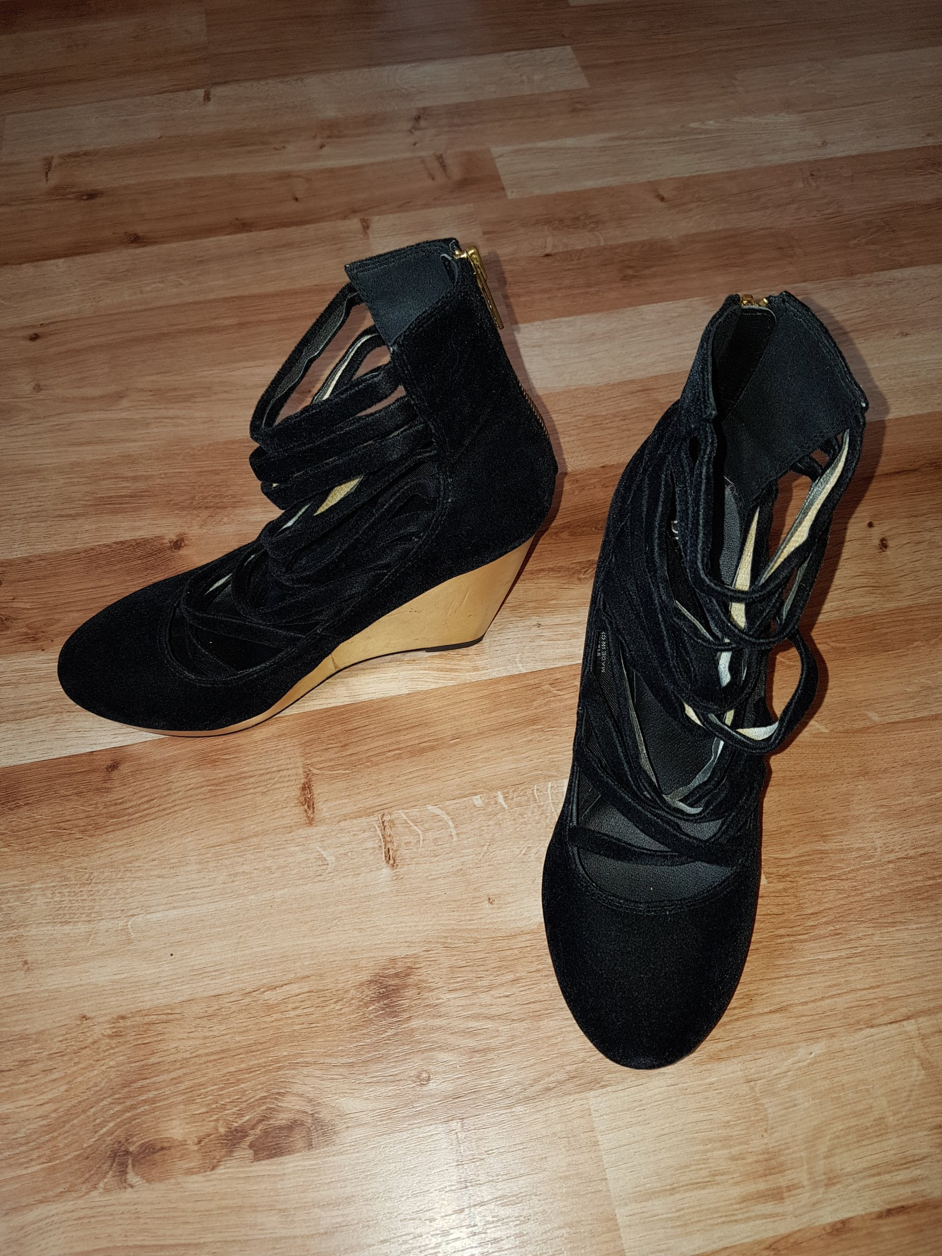 Botki czółenka sandały sandałki koturny H&M 40