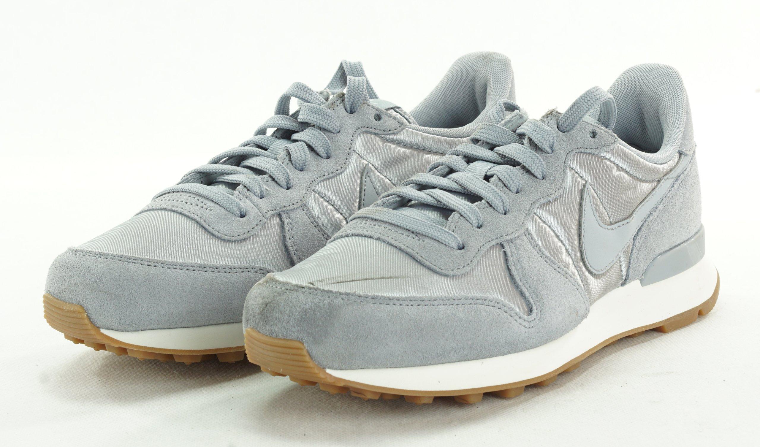 official photos 8bec0 4a209 39d98824c8c9 sprzedaż on ine damskie sportowe buty obuwie sportowe nike air  max gs odcienie szarości i srebra