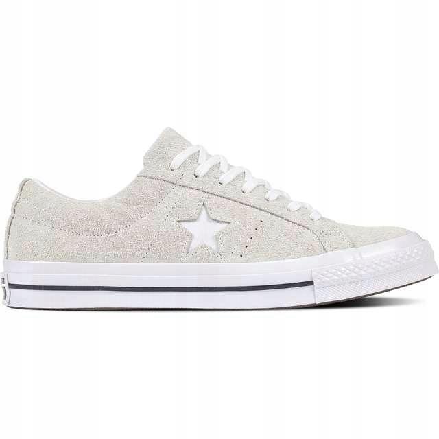 popularna marka najlepsza obsługa 2018 buty Białe Buty Damskie Trampki Converse r.41 - 7524656235 ...