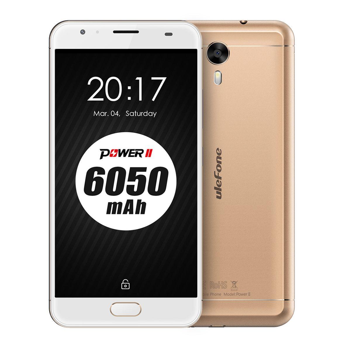 Ulefone Power 2 Dual LTE 4/64GB Złoty FV23%