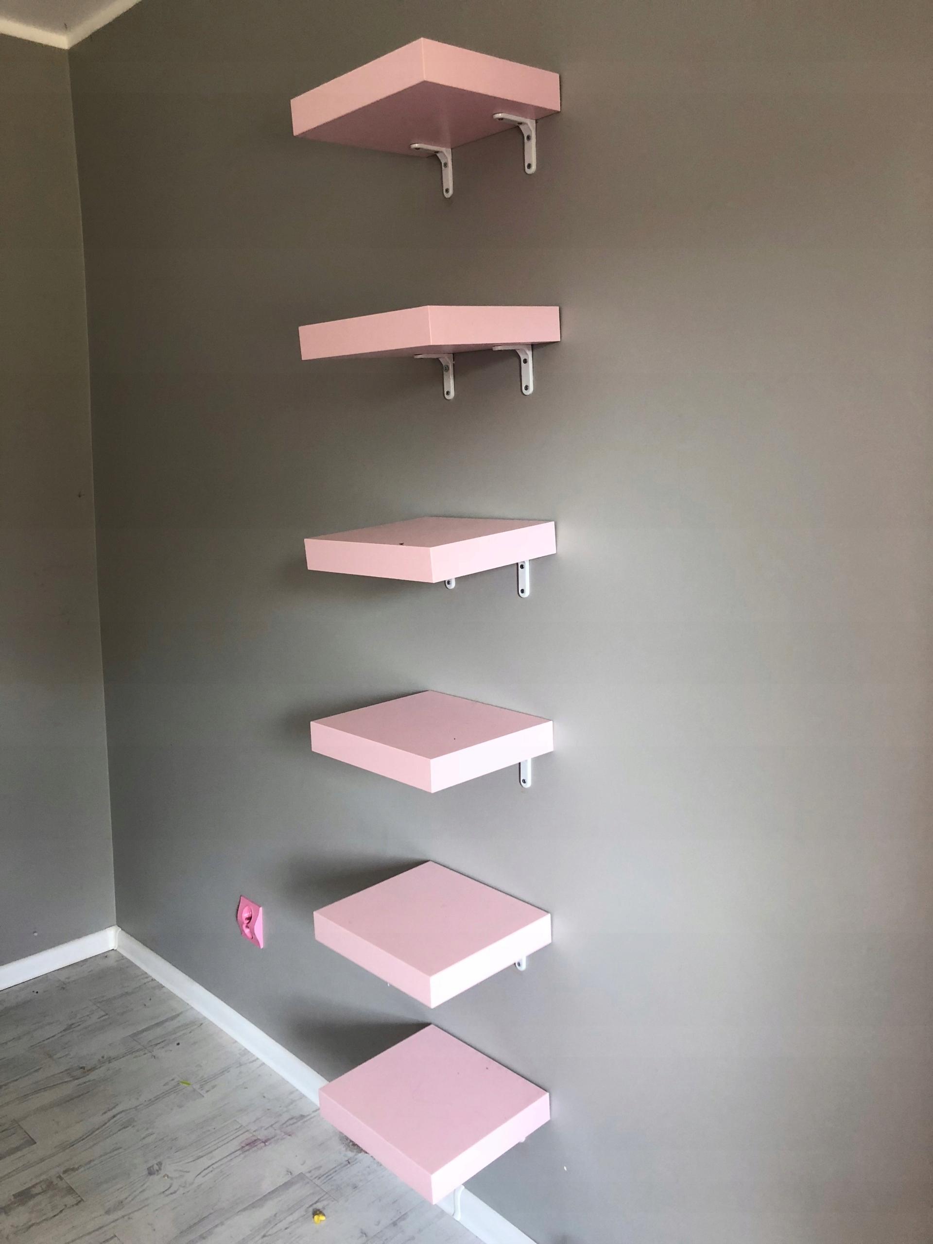 Półki ścienne Ikea 8 Szt 7494826383 Oficjalne Archiwum