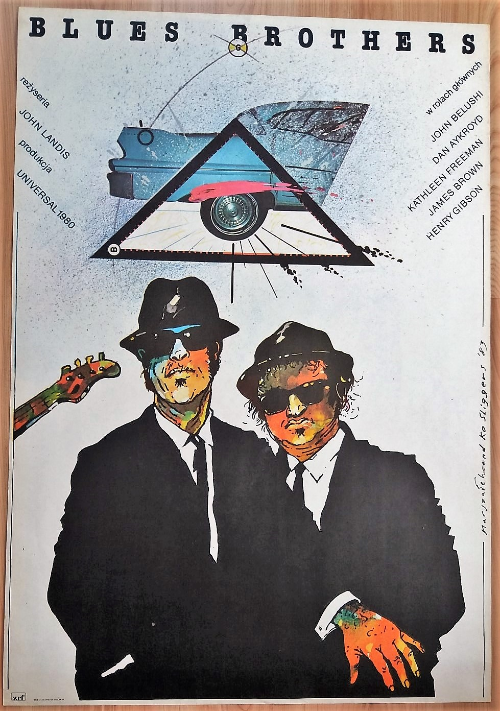 Oryginalne Plakaty Filmowe Plakaty Kinowe Od 1950