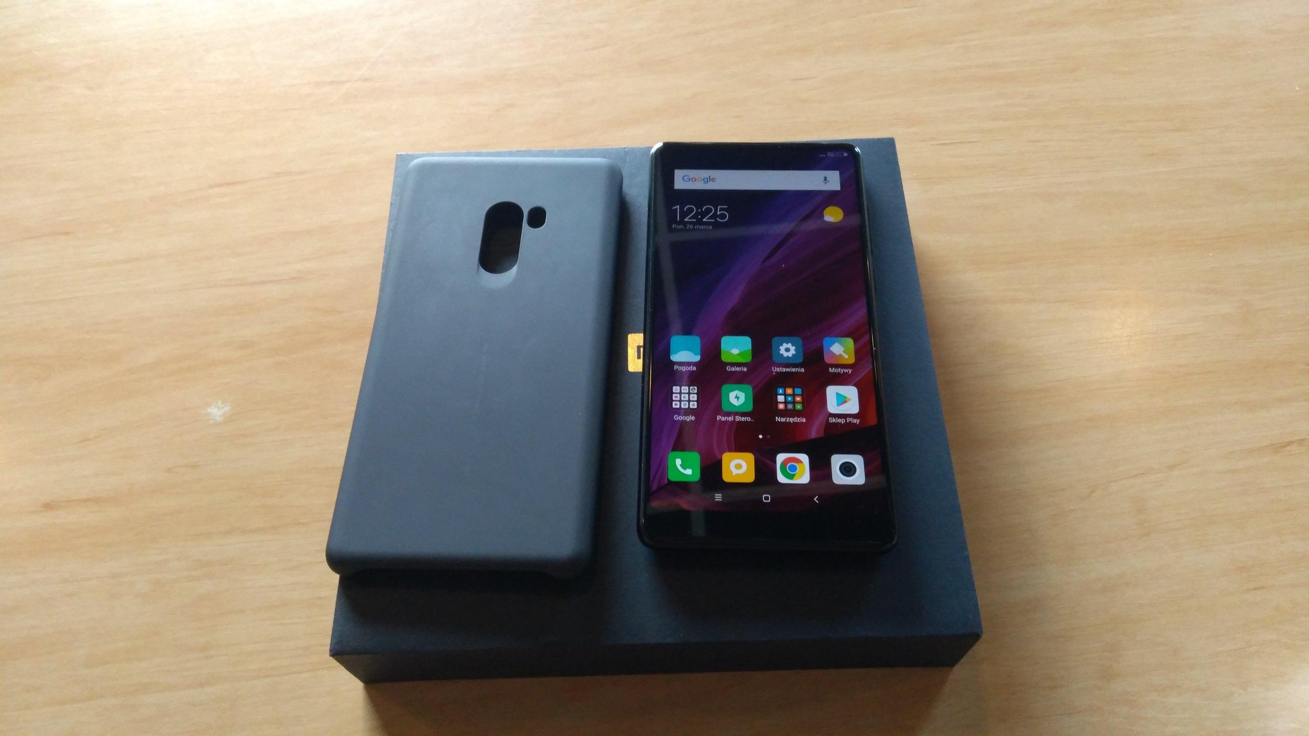 XIAOMI MI MIX 2 6 64 GB od ręki POZNAŃ SKLEP