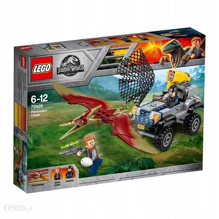 LEGO Jurassic poscig za perandonem 75926