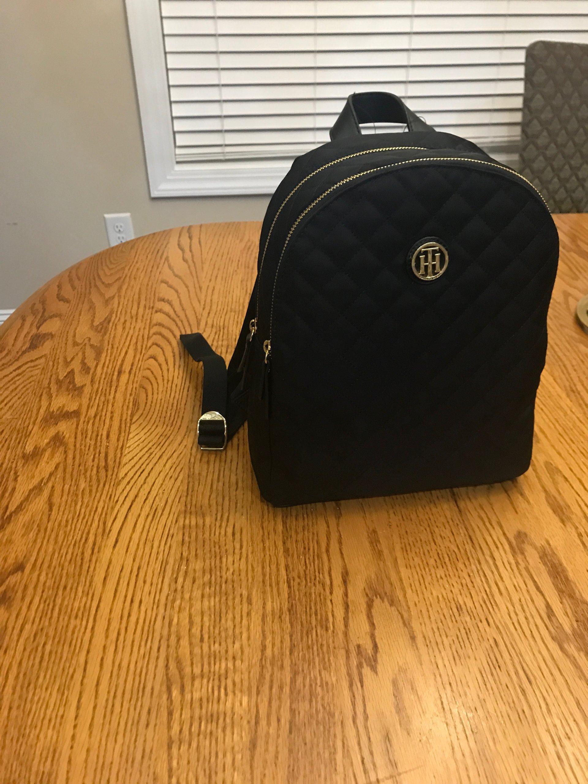 a9780089b70ea sprzedam piękny plecak firmy ,,Tommy Hilfiger'' - 7189800585 ...