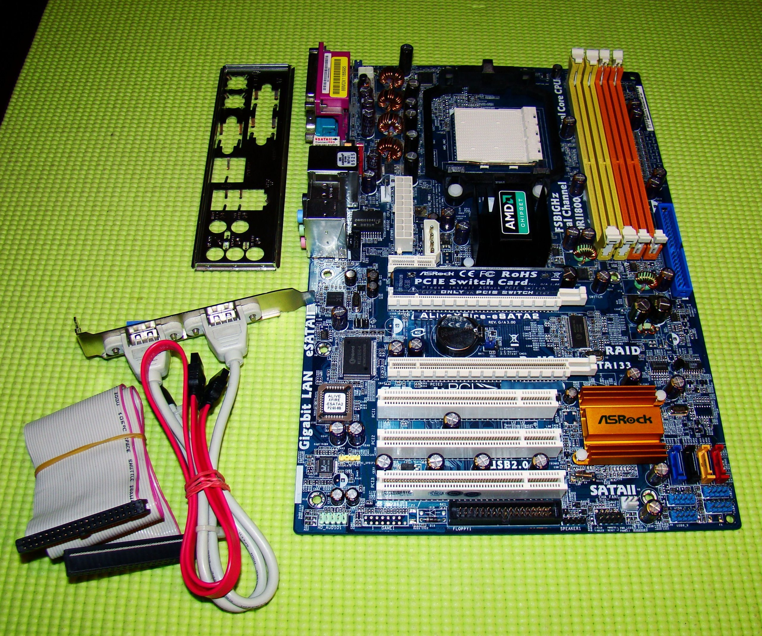 ASROCK ALIVEXFIRE-ESATA2 R3.0 MOTHERBOARD DOWNLOAD DRIVERS