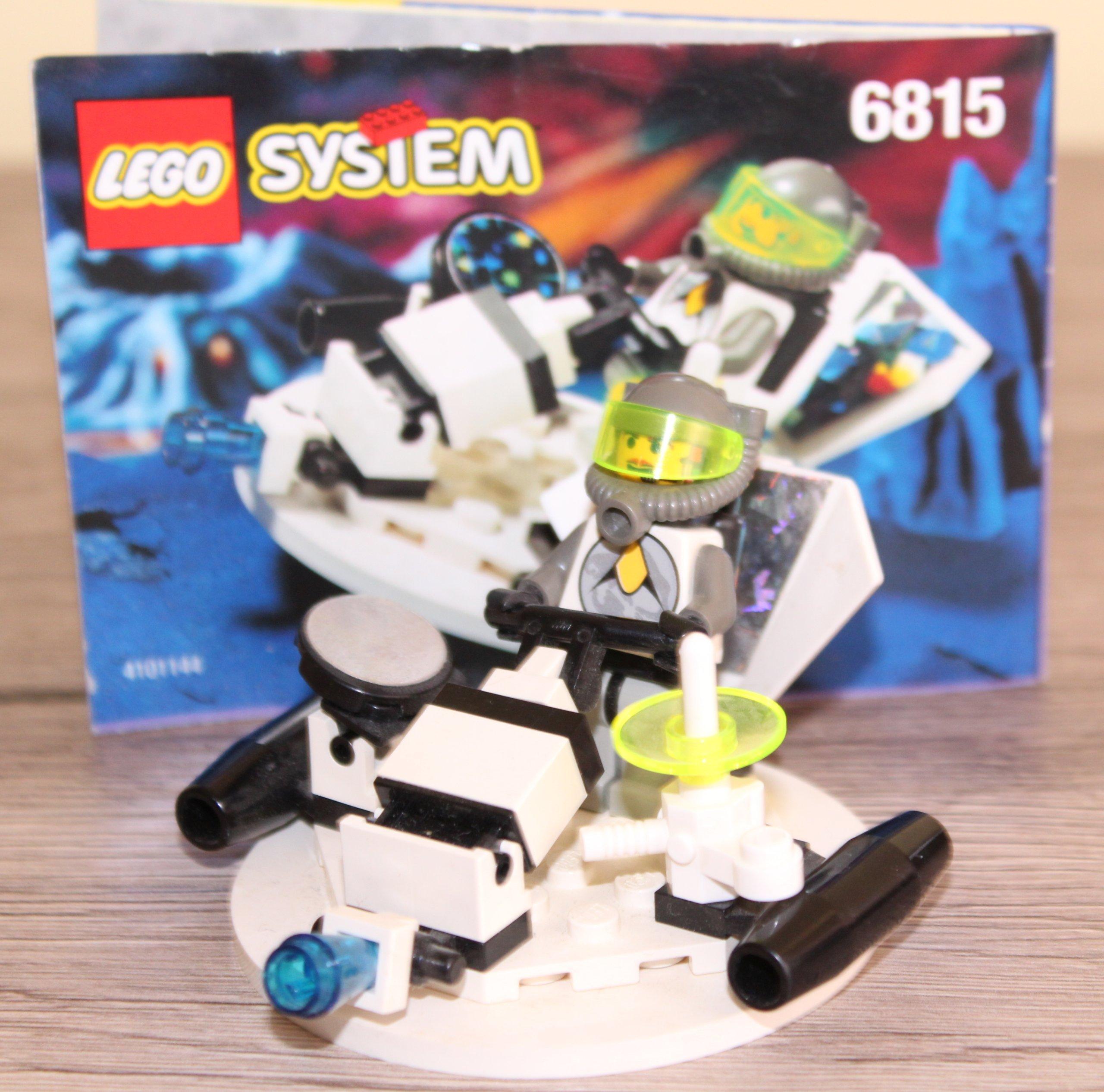 Lego Zestaw Space Kosmos 6815 Instrukcja 7395006383 Oficjalne