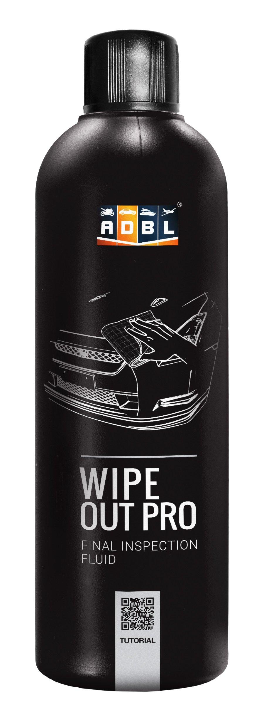 ADBL Wipe Out PRO 1L - inspekcja odtłuszczanie