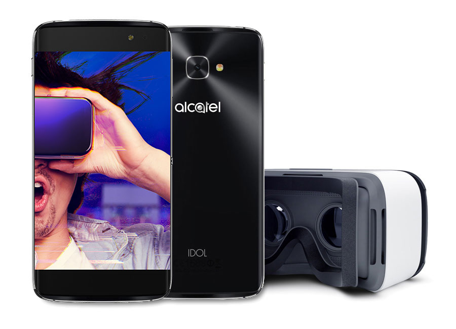 OUTLET Alcatel Idol 4S 3/32GB LTE Dual SIM + VR