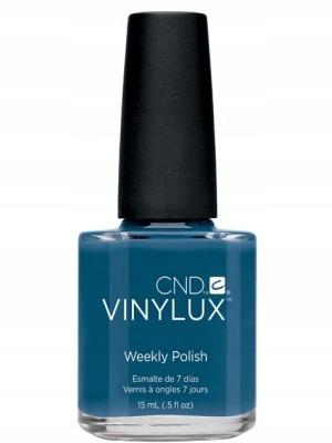 CND VINYLUX 162 Blue Rapture Lakier winylowy 15ml