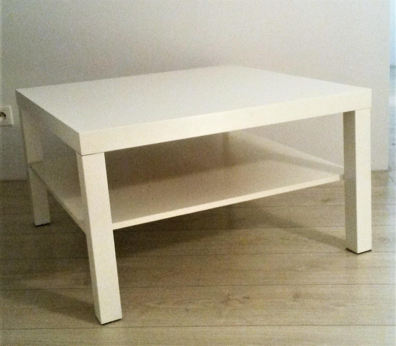 Stolik ława Ikea Lack 80 X 80 Biały 7191976734 Oficjalne