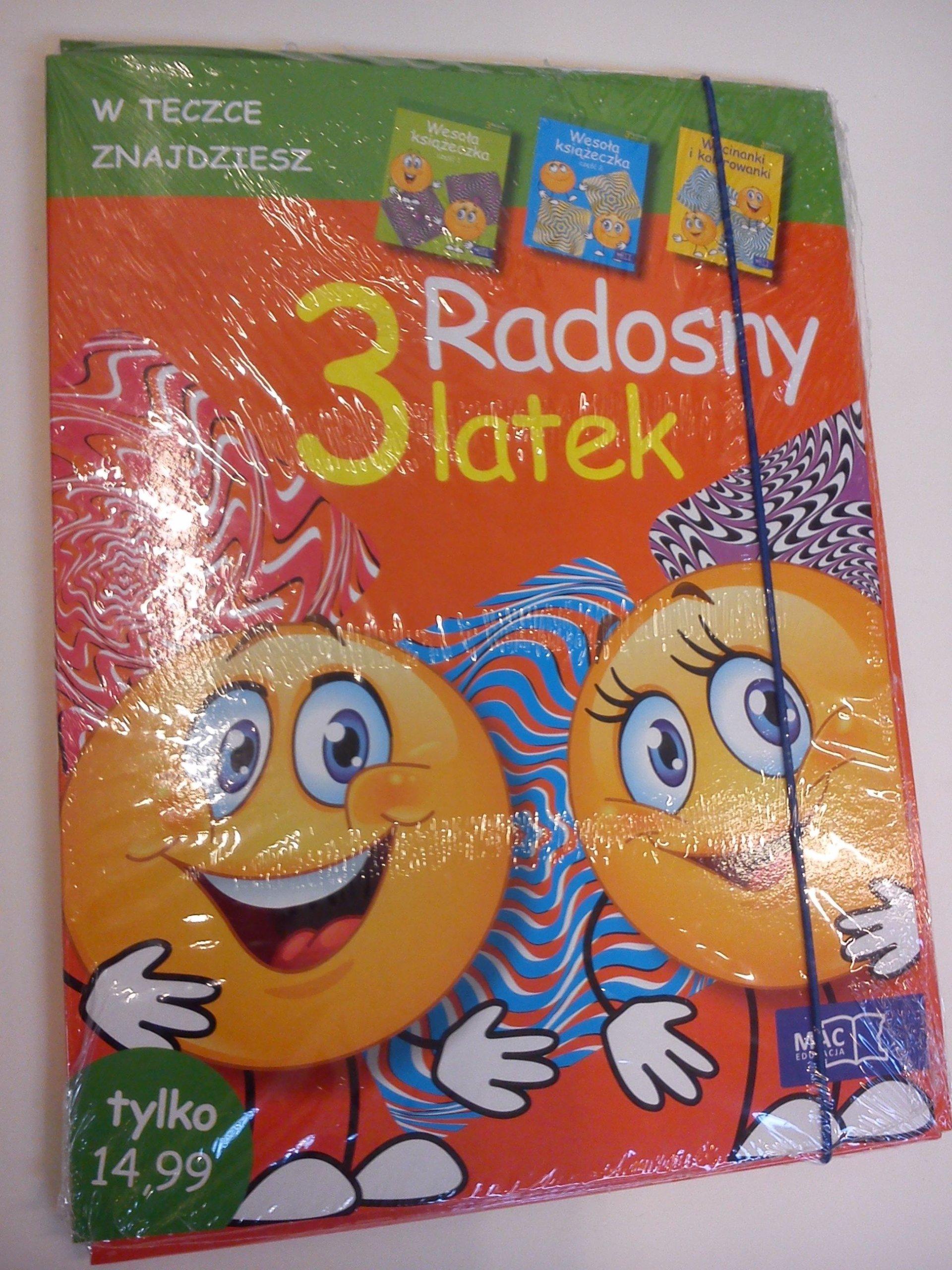 TECZKA RADOSNY 3-LATEK-MAC